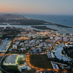 The new Maroochydore city centre and surrounds.