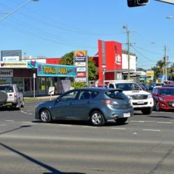 The Maud St-Aerodrome Rd intersection is set for an upgrade.