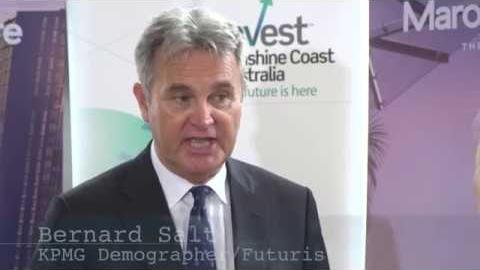 Bernard Salt Presentation March 2017