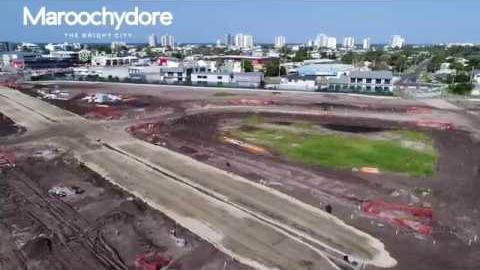 Maroochydore City Centre Site March 2018