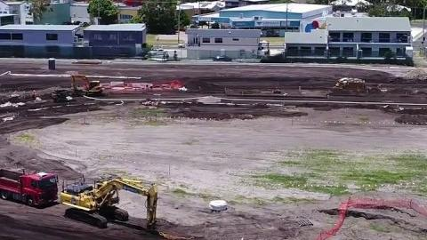 Maroochydore City Centre site January 2018